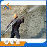 Bomba do misturador concreto de eficiência elevada de projetos modernos