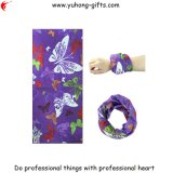 Логотип в форме бабочки шарфы головки Wrapow свойства волокна (YH-HS166)