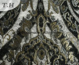 2016 셔닐 실 소파 직물 (FTH31619)에 있는 큰 자카드 직물 직물