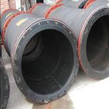 De grand diamètre de l'eau en caoutchouc flexible d'aspiration
