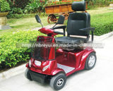 Scooter handicapé électrique à quatre roues de mobilité avec du ce