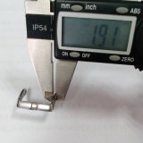 18 20mm съемная тяжеловесная пряжка полосы вахты нержавеющей стали
