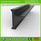 Formato em T do suporte de quebra de calor de nylon para a moldura da janela de alumínio