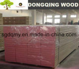 Bois de LVL de pin de fabrication de Shandong pour la porte/meubles