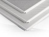Fabricant de décoration plafond en aluminium Panneau de perforation