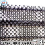 Maglia agganciata resistente del filo di acciaio della molla del carbonio per il vaglio oscillante