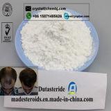 La perte de cheveux de haute qualité de la poudre de traitement dutasteride Avodart CAS 164656-23-9