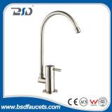 Robinet sans plomb de bassin d'acier inoxydable de taraud de l'eau potable SUS304