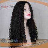 Pruik van het Haar van het Type van Pruik van Afro de Kroezige Krullende Braziliaanse (pPG-l-0131)