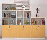 유리제 문 사무용 가구를 가진 파일 캐비넷 사무실 선반 책장