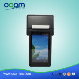 4G Android Market Terminal POS portátil com impressora/Bluetooth/WiFi/GPS