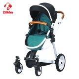 Hohes Landschafts-und Arbeitsweg-Systems-Baby-Auto 3 in 1-H809