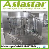 Завершите автоматическую упакованную Китаем машину разливая по бутылкам завода бутылки питьевой воды заполняя