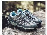 Breathable напольные Hiking люди облегченное Climing ботинок на лето Senderismo напольного спорта людей
