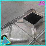 熱いすくいの電流を通された鋼鉄によってアセンブルされる水漕