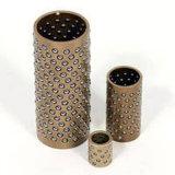 Kugellager-Rahmen kundenspezifische des Präzisions-Bronzen-Messingaluminium-POM, Kugel-Haltering
