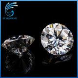 Colore rotondo di Gh del taglio di H&a molto che lucida liberamente 6.5mm diamante di Moissanite di 1.0 carati