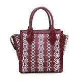 Moda & bolsa elegante do couro da alta qualidade da bolsa do Tote do Satchel de Ming Hua