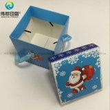 عيد ميلاد المسيح [أبّل] هبة [ببر بوإكس] ميل تصميم جميلة [بكهينغ] صندوق مع مقبض