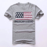 T-shirt Impressão de algodão