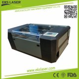 O design da Alemanha a China apresentou ES-5030 60W laser pequena máquina de gravura de corte de baixo custo