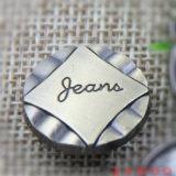 19мм медных сплавов металла джинсы для одежды