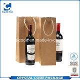 Beaucoup de variétés et splendide vin sac de papier