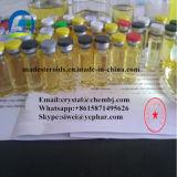 Elevata purezza di CAS 58-22-0 steroide di sviluppo del muscolo dell'iniezione della sospensione del testoterone