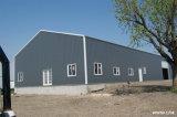鉄骨構造の在庫の家および研修会のためのQ345bの鉄骨構造フレーム