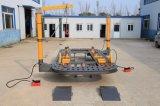 Automobilchassis, das Maschinen-Chassis-Rahmen-Prüftisch zieht