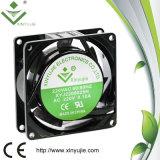 Ventilateur de refroidissement d'External de moteur à courant alternatif De la ventilation 110V 120V 8025 de Xinyujie 8025