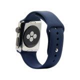Apple 시계 줄을%s 최신 고품질 실리콘고무 시계 줄 결박