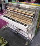 Grand Piano vertical de cristal-123, un instrumento musical, desde China
