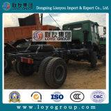Sinotruk 160HP Euro3 4X4 판매를 위한 모든 바퀴 드라이브 덤프 트럭 팁 주는 사람 트럭