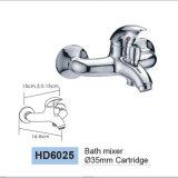 Watermark barato no Faucet de bronze do banheiro do misturador da bacia da parede