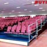 Im Freien AluminiumBleacher sitzt Stadion-Sitzen vor