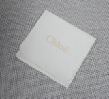 Хлопок Canvas Ювелирный футляр для конвертов с логотип
