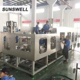 2017 Nueva Automatic 5-en-1 y el agua mineral pura Máquina de Llenado Aséptico