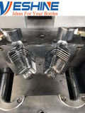 Equipamento qualificada Semiautomáticos máquinas de bebidas de sopro de PET
