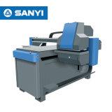Métal de Sinocolor Fb-0906, papier, imprimante à plat UV en bois