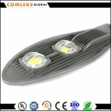 Luz de calle impermeable del CREE LED de 100With120W 220V