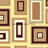 100%Polyester Picasso Pigment&Disperse imprimiu a tela para o jogo do fundamento