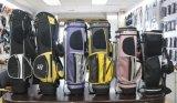 新しいデザインゴルフ子供の立場袋および大人のゴルフ立場袋