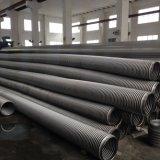 En acier inoxydable flexible en métal torsadé annulaire pour la vapeur