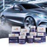 Alta qualidade com bom poder de cobertura metálica excelente 1K base dupla Pearl Cores Prata para Repintura Automóvel