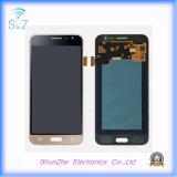 Teléfono celular móvil original de la pantalla táctil LCD de Samsung Galaxy J3 J3109 Mostrar