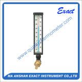 Thermomètre Mesurer-Mécanique de la température Thermomètre-Réglable de cornière en verre