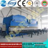 2-Wc67y (K) máquina de dobra hidráulica ordinária da placa 2-Double da série (CNC)