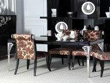 Salle de séjour haut de gamme Président, Président de l'hôtel, chaise en cuir véritable