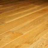 90mm Wheet chêne doré planchers de bois d'ingénierie